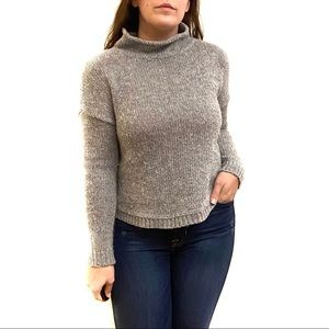 French Connection Mock Turtleneck Dolman Sweater S